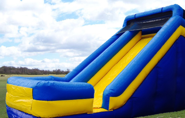 Screamer Backyard Inflatable Giant Super Slide Party Rental