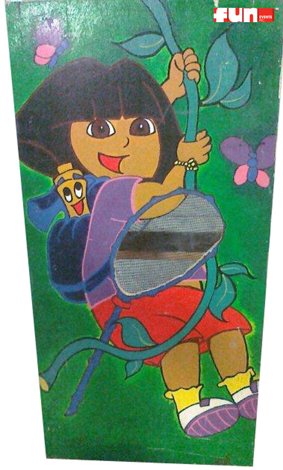 Outstanding Dora The Explorer Bean Bag Toss Evergreenethics Interior Chair Design Evergreenethicsorg