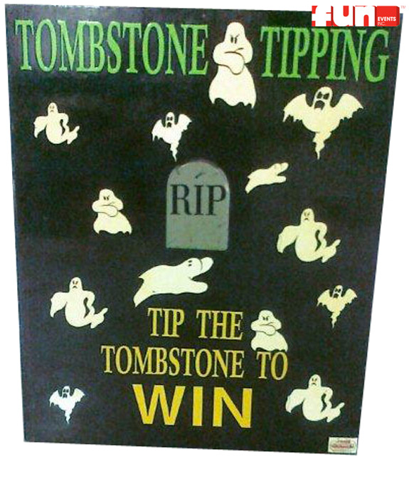 Tombstone Tipping - Carnival Wisconsin Rental