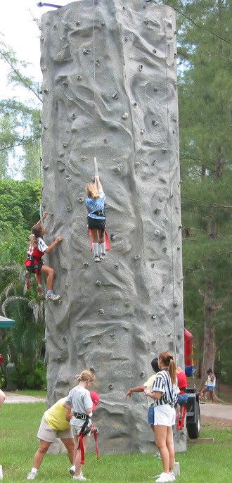 Rock Wall - 23 Foot Extreme Climb
