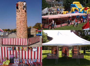 Church Festival Rentals Prizes & Games