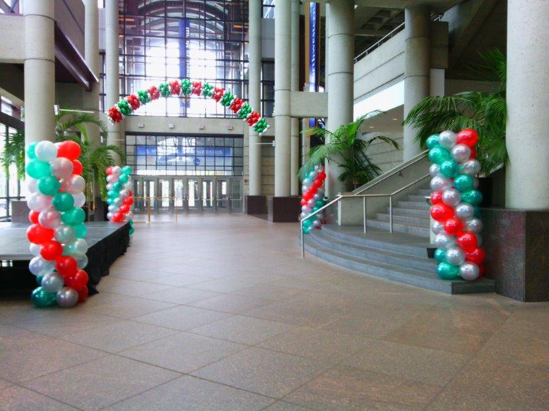 Arches Milwaukee Events Balloons Decorating Service