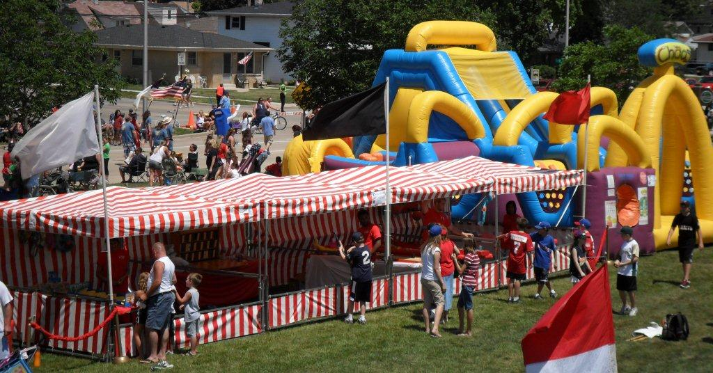 Company Picnics Inflatables Party Services