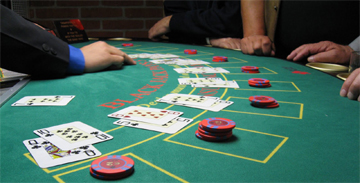 Blackjack Casino Party For High School After Prom