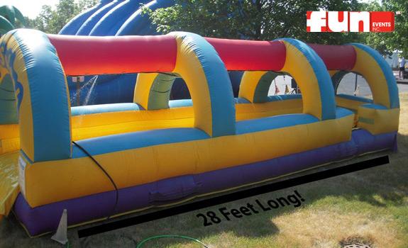 Slip-n-Slide - Inflatable Water Slip and Slide Rental