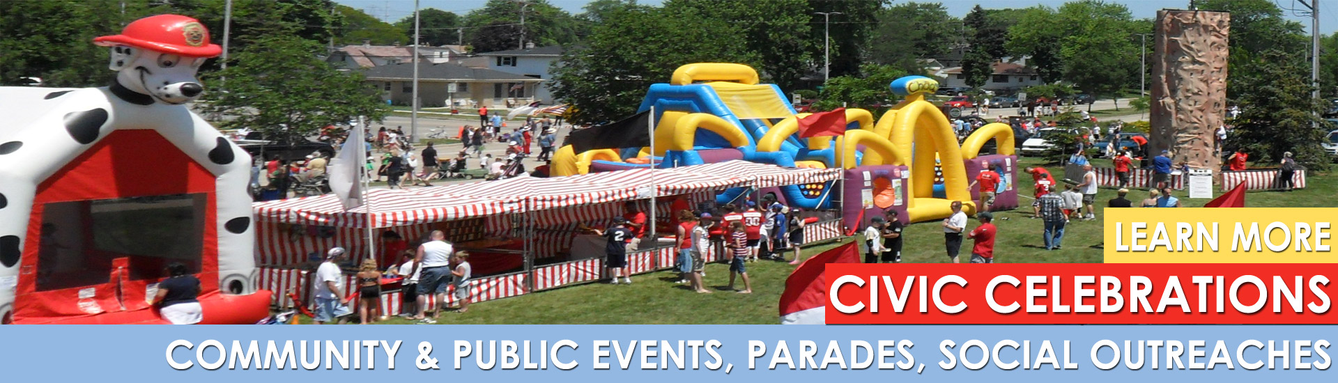 Civic Celebrations & Community Events Ideas