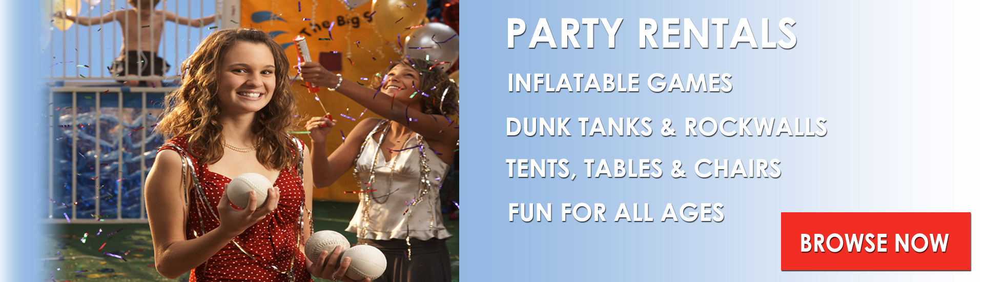 Party Rentals - Fun Events - Milwaukee, WI