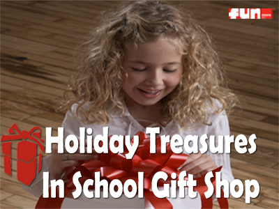 School Holiday Treasures Gift Shop