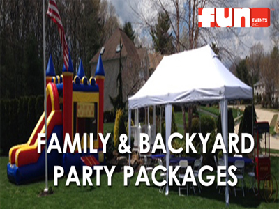 Family Packages - Home