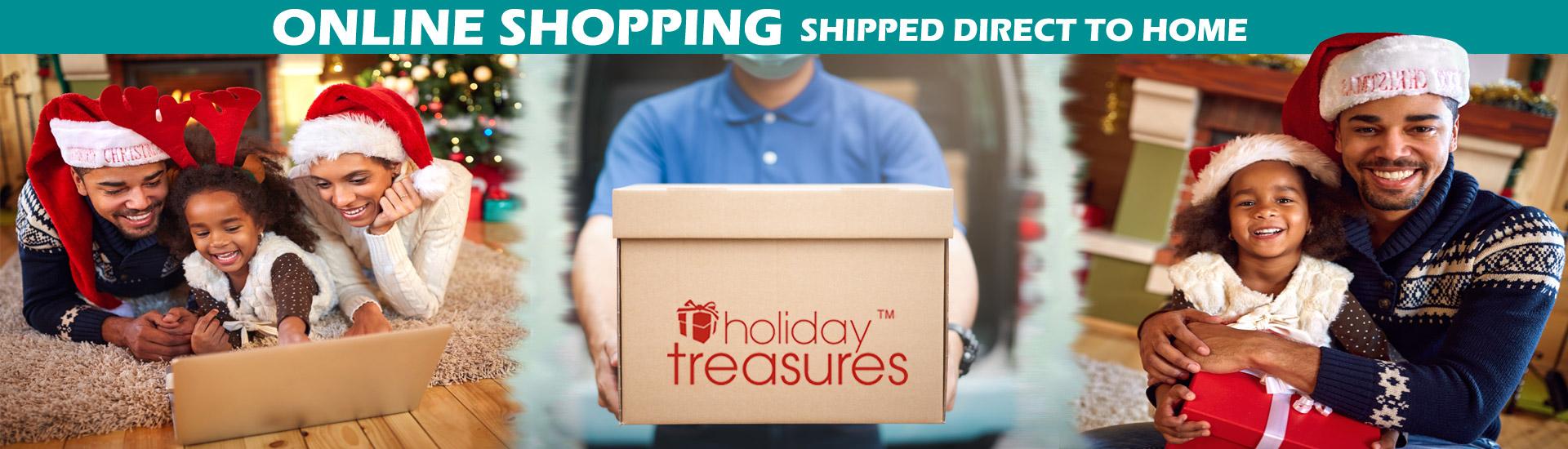 Holiday Treasures Gift Shop - Virtual