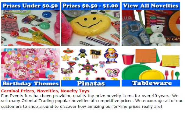 Shop Fun Events Party Supplies Milwaukee