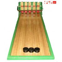 Five Pin Bowling Midway Carnival Game Rental