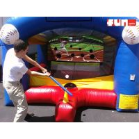 Baseball Batting Challenge - Inflatable Rental