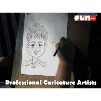 Caricature Artists - Event Entertainers