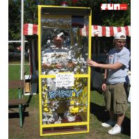 Cash Cube - Money Machine Rental
