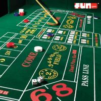 Casino Game Rental - Craps Table