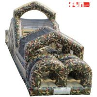 Obstacle Course Inflatable - Delta Force