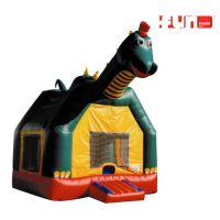 Dragon Inflatable Bounce