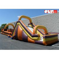 Obstacle Course Inflatable - Extreme Quest