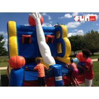 Full Court Press - Inflatable Basketball Game