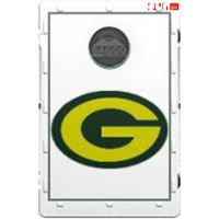 Packers Bean Bag Toss Midway Carnival Game Rental