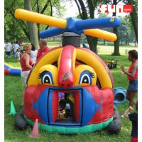 Huey the Helicopter - Inflatable Ball Pond - Pit