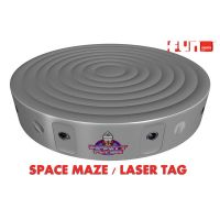 Infinity Flyer Space Ship - Laser Tag Maze