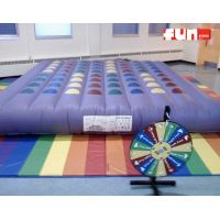Giant Inflatable Twister Game Rental