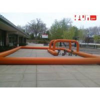 Jumbo Tricycles - Inflatable Race Track