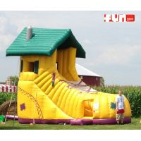 Slide Inflatable - Old Woman In A Shoe