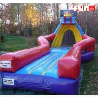 Slam Dunk Basketball - Inflatable Challenge