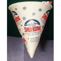 Snow Cone - Paper Cone Cups