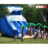 Slide Inflatable - Surfs Up Wave Slide