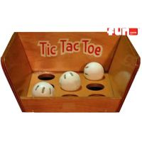 Tic Tac Toe Midway Carnival Game Rental