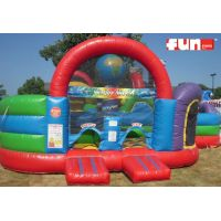 Wacky World Inflatable Rental
