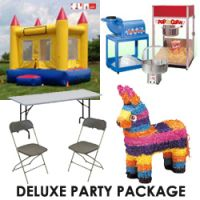 Deluxe - Birthday Party Package - $325
