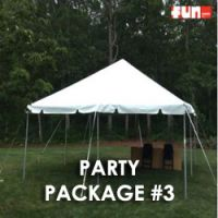 Party Package #3 - Yard Fun