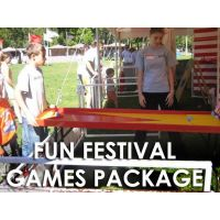 Fun - Carnival Festival Game Package - $1075