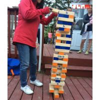 Giant Jenga - Game Rental Wisconsin