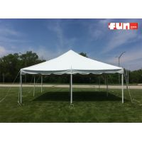 Party Tent Rental - White - 20 x 20