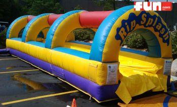 Rip Splash Slip N Slide Rental