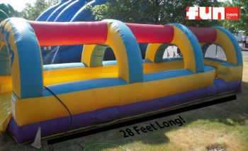 Slip and Slide Water Inflatable Rental