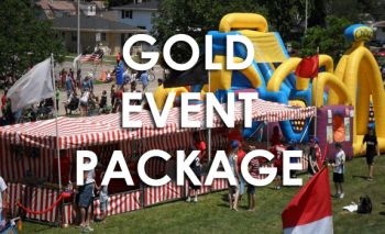 Event Rental Package B - Gold - $4780