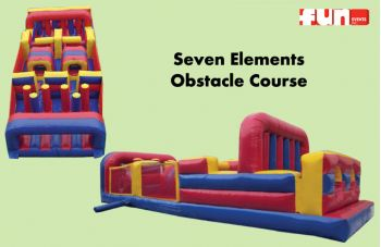 Inflatable Obstacle Rentals Wisconsin