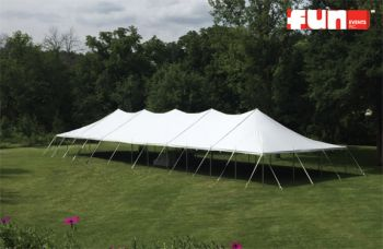 Big Party Event Tent Rental Wisconsin