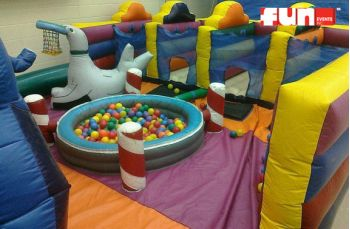 Circus Toddler Ball Pond