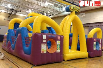 Obstacle Course Inflatable - Chaos