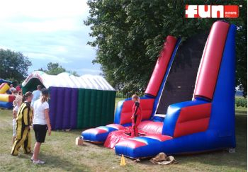 Velcro Wall - Sticky Inflatable