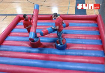 Gladiator Joust - Inflatable Game Arena Rental