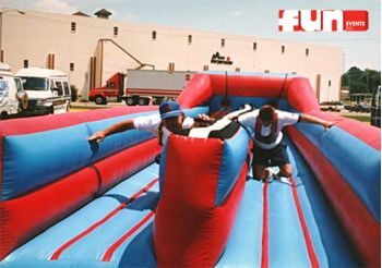 Bungee Run - Interactive Inflatable